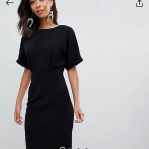 Asos Design Tall Wiggle Dress